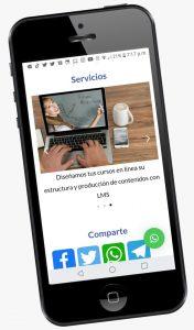 Descripción de productos y servicios